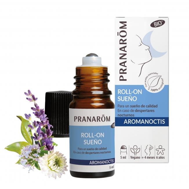 Comprar roll-on sueño Aromanoctis Pranarom